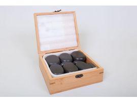 Набор камней для стоунтерапии 18 шт.