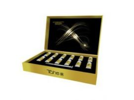 MAGIC BX GOLD-TREATMENT ботокс для волос, усиленная формула, кейс 12 ампул
