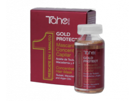 Tahe Gold Protect Concentrated Hair Mask, концентрированная маска, 20 мл.