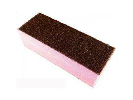 Брусок полировочный розовый/черный 60/100