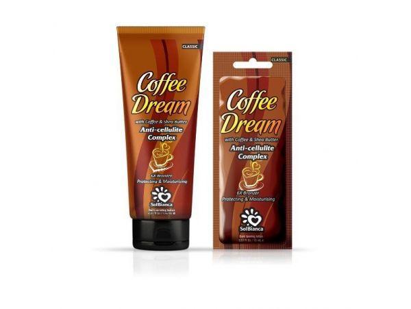 Coffee Dream Крем для загара в солярии