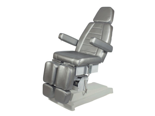 Педикюрно-косметологическое кресло Сириус-09 (электропривод, 2 мотора)