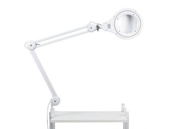 Лампа-лупа диодная на кронштейне