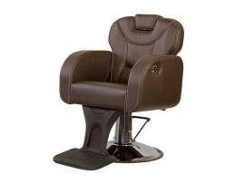 Мужское парикмахерское кресло Тайлер brown