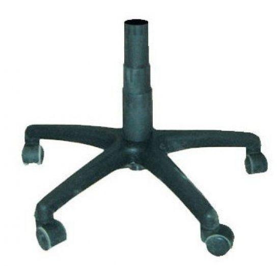 Пластиковое пятилучье на колесах + пневматика -3400 руб.