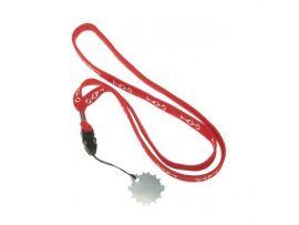 Ключ для регулировки натяжения полотен ножниц, на ленте