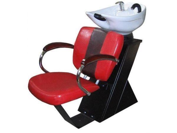 Мойка парикмахерская Дасти с креслом Грация