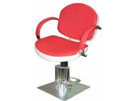 Парикмахерское кресло Орион Люкс (электропривод)