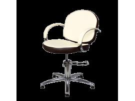 Парикмахерское кресло Орион Люкс гидравлика
